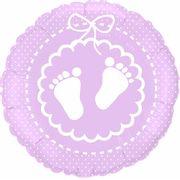 Balao-Metalizado-Flexmetal-baby-feet-lilas
