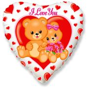 balao-metalizado-flexmetal-Urso-Heart-love-Sweet-Bears