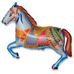 Balao-Metalizado-Flexmetal-Cavalo-Decor