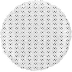 Balao-metalizado-redondo-branco-bolinha-preta