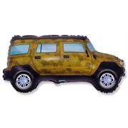 Balao-metalizado-Flexmetal-Hummer-Camuflada