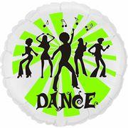 Balao-Metalizado-Flexmetal-Dance-red.-branco-e-verde-limao
