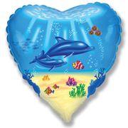 Golfinhos-Fundo-do-mar