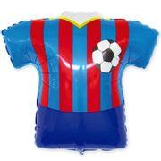 Camisa-Balao-metalizado--flexmetal-personalizado-futebol-barcelona-balao-baloes-jogo-festa.