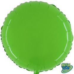 balao-metalizado-megacolor-verde-kiwi