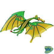 balao-metalizado-dragao-verde