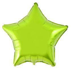 balao-metalizado-estrela-verde-limao