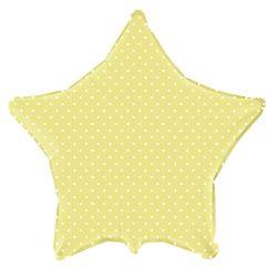 balao-metalizado-estrela-amarelo-baby-bolinhas-brancas