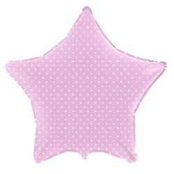 balao-metalizado-estrela-lilas-baby-bolinhas-brancas