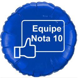 balao-metalizado-equipe-nota-10-Azul