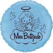 Meu-Batizado-Redondo-Azul-Baby-com-marrom