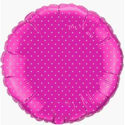 bolinha-prata-red-pink