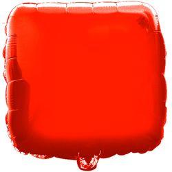 Balao-metalizado-Flexmetal-Quadrado-Vermelho