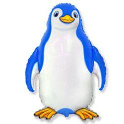 balao-metalizado-happy-pinguin-azul