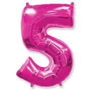 balao-metalizado-rosa-numero-5