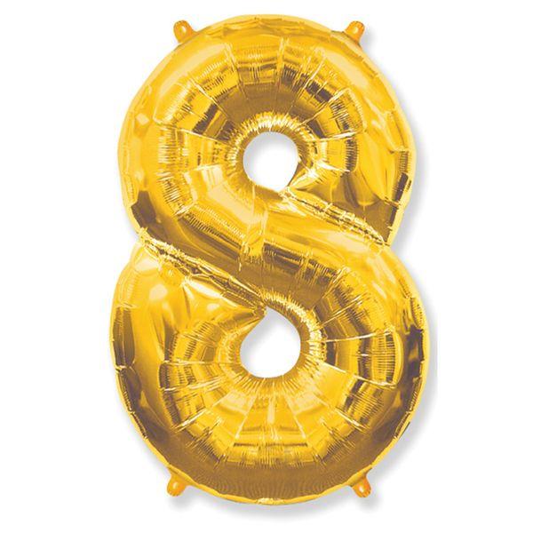 balao-metalizado-ouro-numero-8
