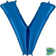balao-metalizado-letra-v-azul