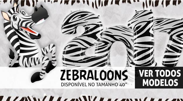 Zebraloons