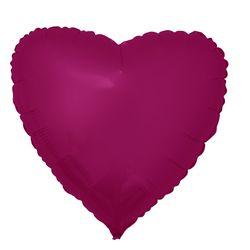 Coracao-burgundy