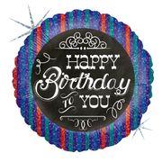 36033H-Chalkboard-Birthday