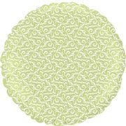 Balao-Metalizado-verde-baby--Arabesco-branco