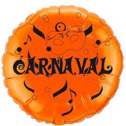 Balao-Metalizado-Flexmetal-carnaval-laranja