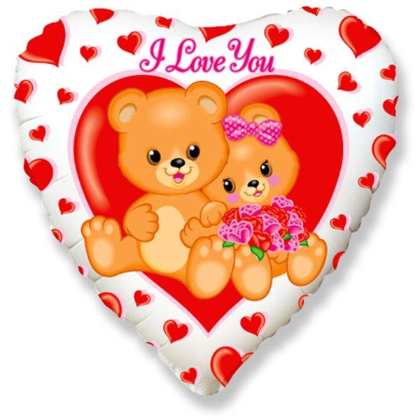 balao-metalizado-flexmetal-Urso-Heart-love-Sweet-Bears