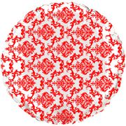 Balao-Metalizado-Arabesco-Casamento-prata-com-vermelho