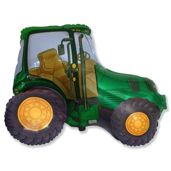 Balao-metalizado-Flexmetal-trator-verde