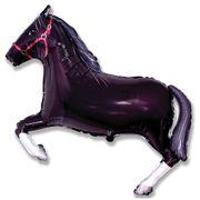 Balao-Metalizado-Flexmetal-Cavalo-Preto