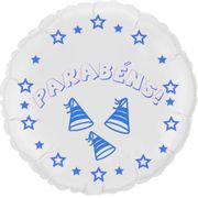 Balao-metalizado-Flexmetal-parabens-redondo-branco-letra-azul
