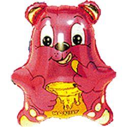 Balao-metalizado-Flexmetal-Panda-Rosa