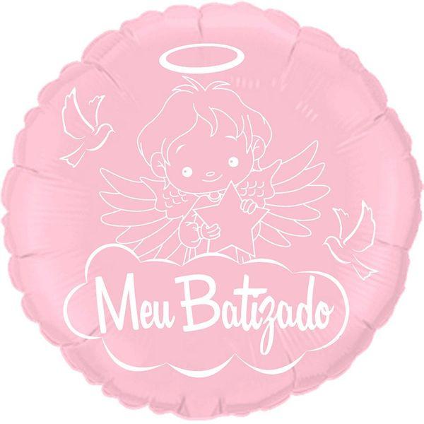 Balao-metalizado-Flexmetal-meu-batizado-rosa-branco