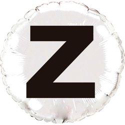 Balao-metalizado-Flexmetal-Letra-Z-prata