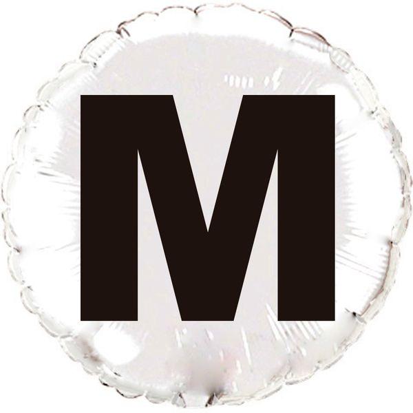 Balao-metalizado-Flexmetal-Letra-M-prata