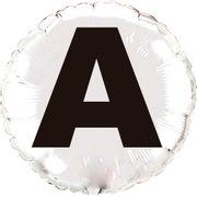 Balao-metalizado-Flexmetal-Letra-A-prata