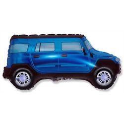 Balao-metalizado-Flexmetal-Hummer-Azul