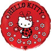 Balao-metalizado-Flexmetal-hello-kitty-joaninha