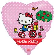 Balao-metalizado-Flexmetal-hello-kitty-bicicleta