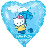 Balao-metalizado-Flexmetal-hello-kitty-umbrela