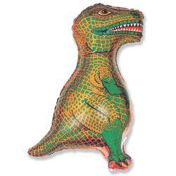 Balao-Metalizado-Flexmetal-Dinossauro-Rex