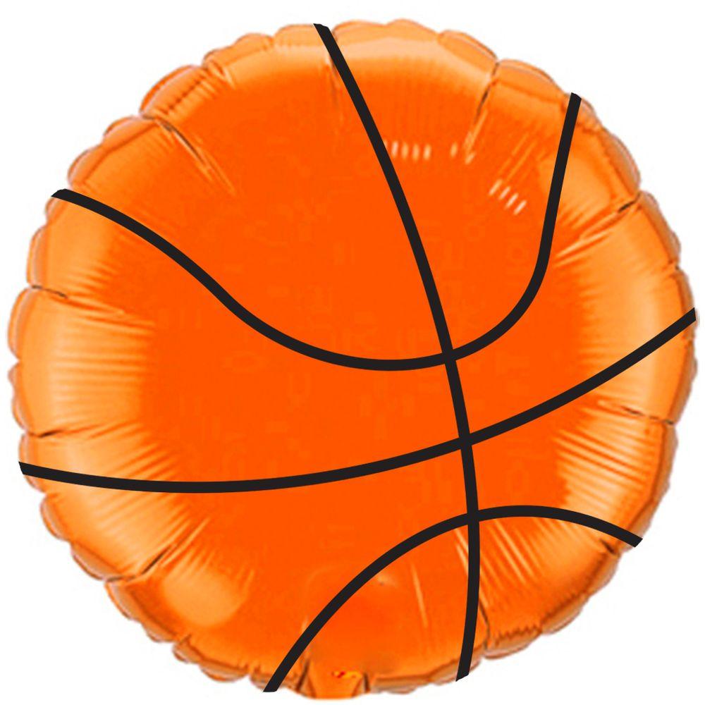 balão metalizado bola de basquete flexmetal flexmetal