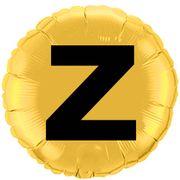 letra-Z-ouro