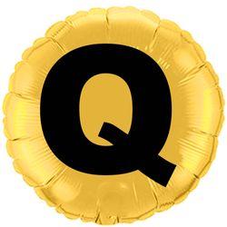 letra-Q-ouro