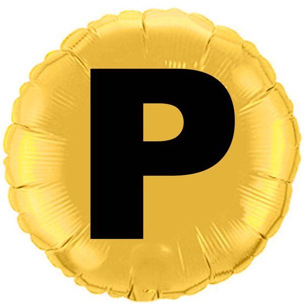 letra-P-ouro