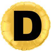 Letra-D-ouro