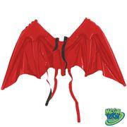 balao-metalizado-asa-morcego-vermelha