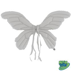 balao-metalizado-asa-borboleta-branca