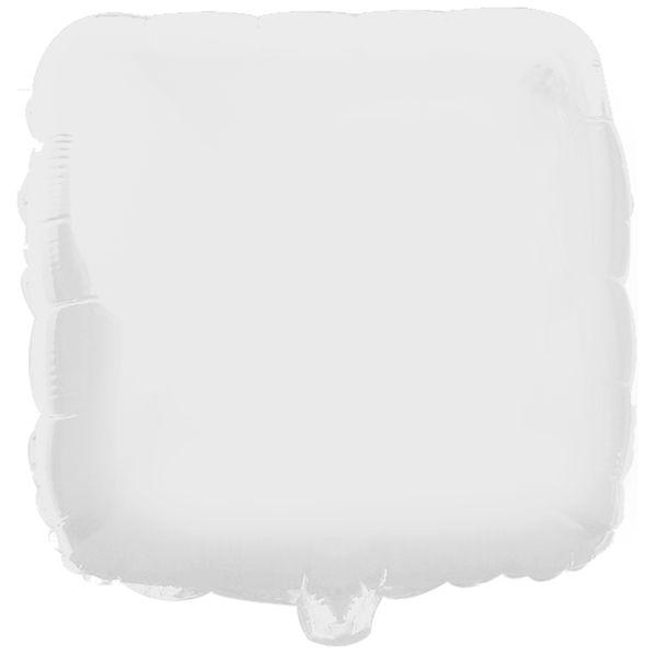 Balão-Metalizado-Quadrado-Branco-Flexmetal
