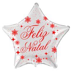 balao-metalizado-feliz-natal-estrela-prata-vermelho